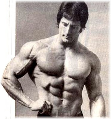 Frank Zane a 34 anni