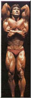Frank Zane 40 anni